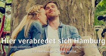 Online partnersuche hamburg