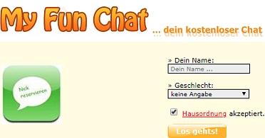 Flirt chatroom kostenlos ohne anmeldung